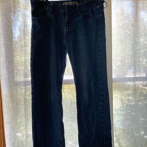 Express Jeans - Express jeans Kingston straight leg 36x34